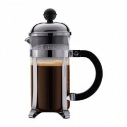 BODUM Chambord – Cafetière à piston, 0,35L, 3 tasses