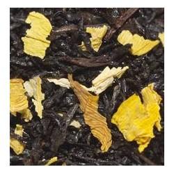 thé noir- fruit de la passion