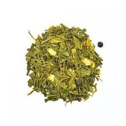 Thé Vert Bio - gingembre curcuma