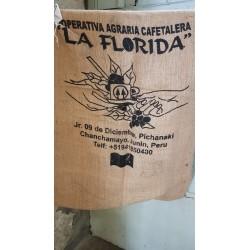 sac de jute Pérou