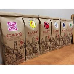 Panier Découverte 6 cafés