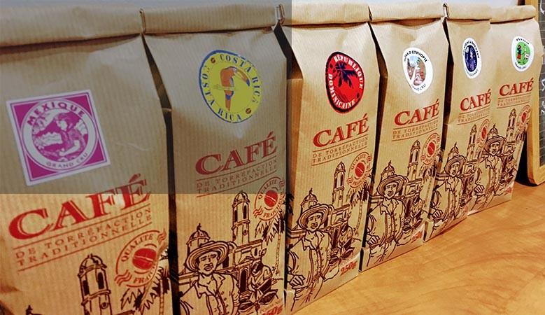 PANIER CAFÉ
